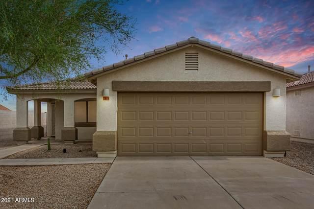 1449 E Avenida Fresca, Casa Grande, AZ 85122 (MLS #6269819) :: Openshaw Real Estate Group in partnership with The Jesse Herfel Real Estate Group