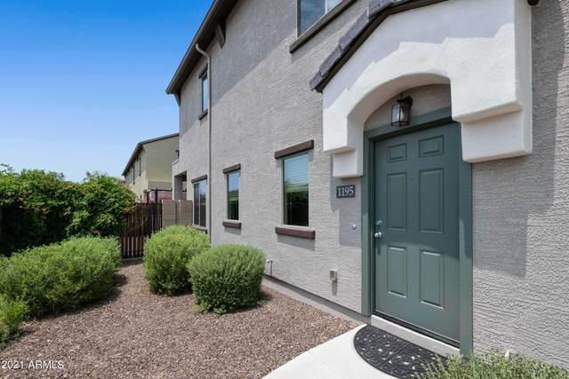 2725 E Mine Creek Road #1195, Phoenix, AZ 85024 (MLS #6269835) :: West Desert Group | HomeSmart