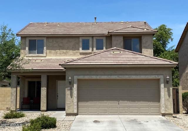 19378 W Adams Street, Buckeye, AZ 85326 (MLS #6269840) :: Kepple Real Estate Group