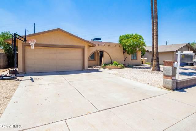 5719 W Zoe Ella Way, Glendale, AZ 85306 (MLS #6269849) :: Keller Williams Realty Phoenix