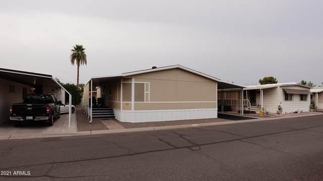 2609 W Southern Avenue #364, Tempe, AZ 85282 (MLS #6269896) :: The Laughton Team