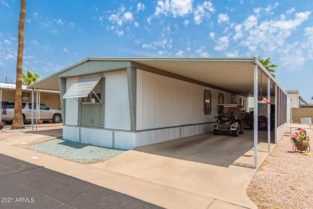 7807 E Main Street Cc80, Mesa, AZ 85207 (MLS #6269897) :: Service First Realty