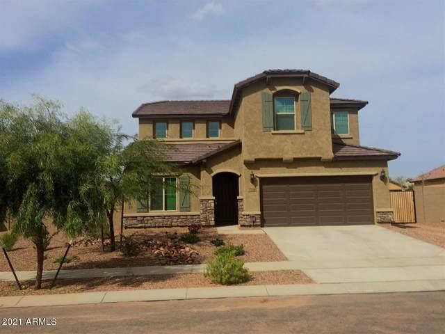 17158 W Bent Tree Drive, Surprise, AZ 85387 (MLS #6269927) :: TIBBS Realty
