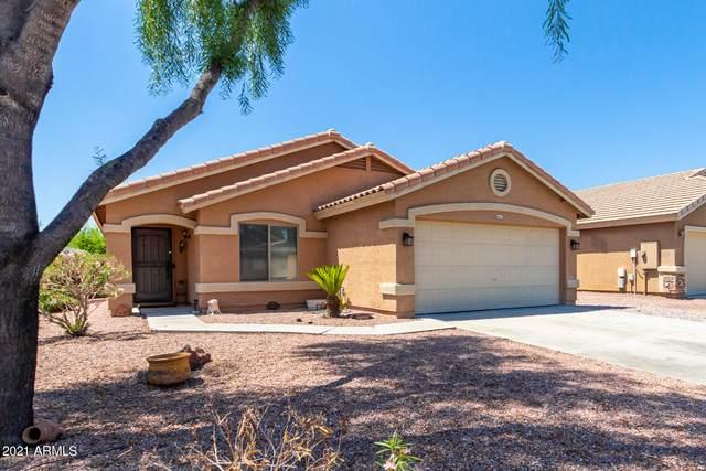 16627 W Cottonwood Street, Surprise, AZ 85388 (MLS #6269938) :: Kepple Real Estate Group