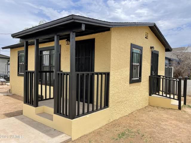 1210 W Polk Street, Phoenix, AZ 85007 (MLS #6269942) :: Elite Home Advisors