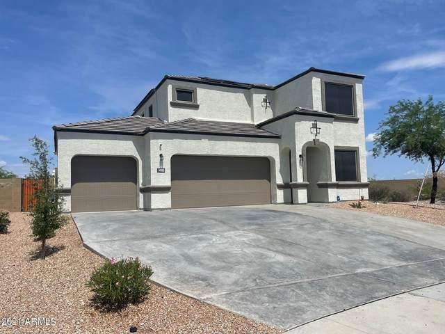 4080 N 308TH Drive, Buckeye, AZ 85396 (MLS #6269944) :: Klaus Team Real Estate Solutions