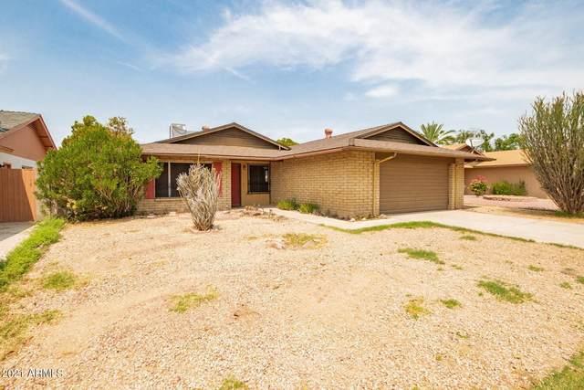 17418 N 55TH Drive, Glendale, AZ 85308 (MLS #6269956) :: The Daniel Montez Real Estate Group