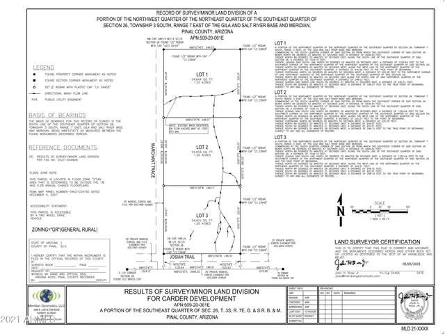 0 N Marchant Trace, Queen Creek, AZ 85142 (MLS #6269967) :: Balboa Realty