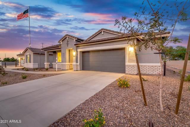 9388 E Grapefruit Drive, Florence, AZ 85132 (MLS #6269969) :: Klaus Team Real Estate Solutions