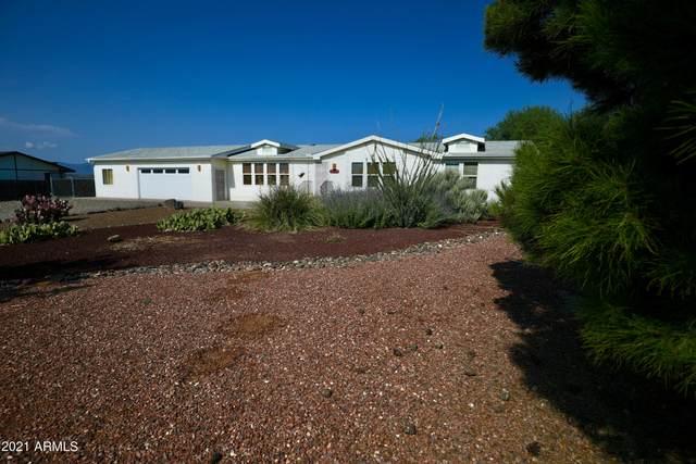 5590 N Brittney Lane, Lake Montezuma, AZ 86342 (MLS #6269973) :: The Laughton Team