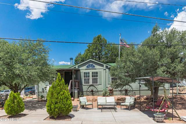 304 W Corral Drive, Payson, AZ 85541 (MLS #6269986) :: Yost Realty Group at RE/MAX Casa Grande