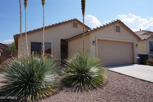 1774 Silverado Drive, Sierra Vista, AZ 85635 (MLS #6269993) :: Executive Realty Advisors