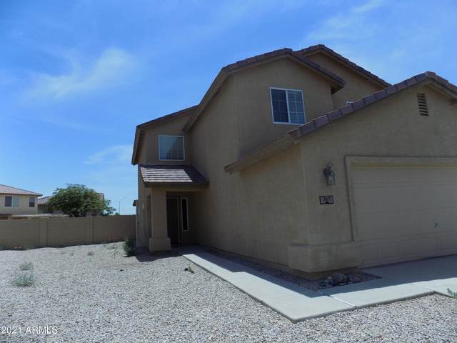 367 S 16TH Place, Coolidge, AZ 85128 (MLS #6270004) :: Keller Williams Realty Phoenix