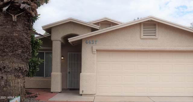 4437 Territorial Loop, Sierra Vista, AZ 85635 (MLS #6270014) :: Kepple Real Estate Group