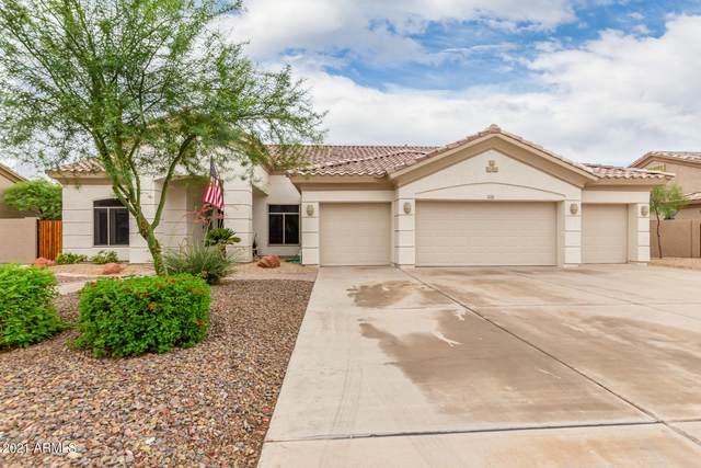 7155 W Planada Lane, Glendale, AZ 85310 (MLS #6270022) :: The Daniel Montez Real Estate Group