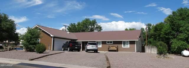 461 N Voight Street, Springerville, AZ 85938 (MLS #6270030) :: The Laughton Team