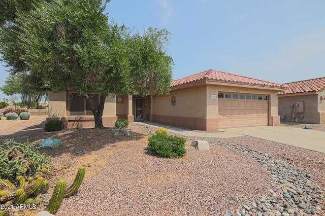 19790 N Hidden Ridge Drive, Surprise, AZ 85374 (MLS #6270035) :: TIBBS Realty