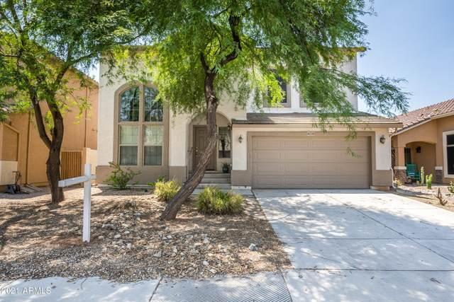 18208 N Jameson Drive, Maricopa, AZ 85138 (MLS #6270047) :: The Laughton Team
