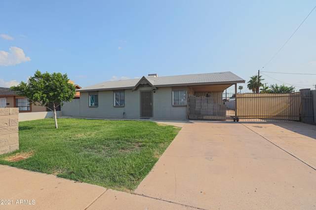5931 W Mulberry Drive, Phoenix, AZ 85033 (MLS #6270063) :: The Dobbins Team