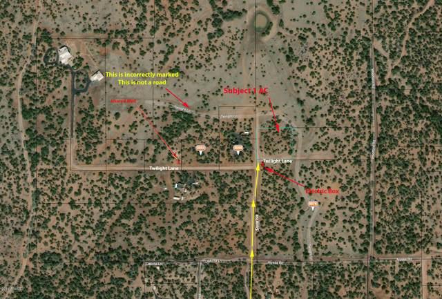 50XX Twilight Lane, Clay Springs, AZ 85923 (MLS #6270064) :: The Ellens Team