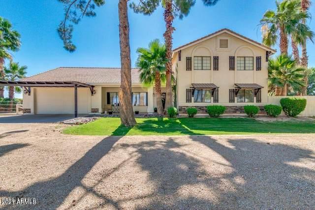 6152 N 183RD Avenue, Waddell, AZ 85355 (MLS #6270079) :: Long Realty West Valley