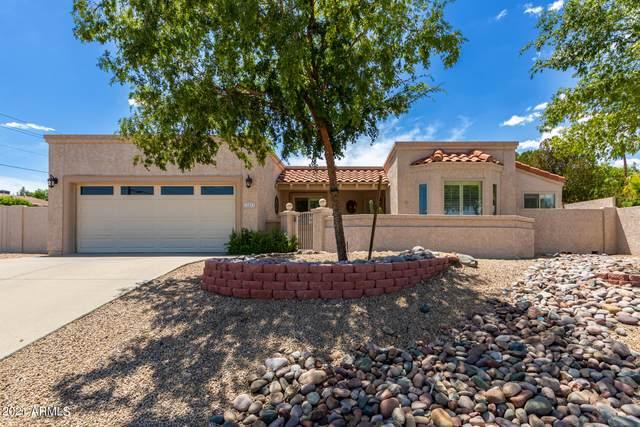 15402 N 20TH Street, Phoenix, AZ 85022 (MLS #6270088) :: Keller Williams Realty Phoenix