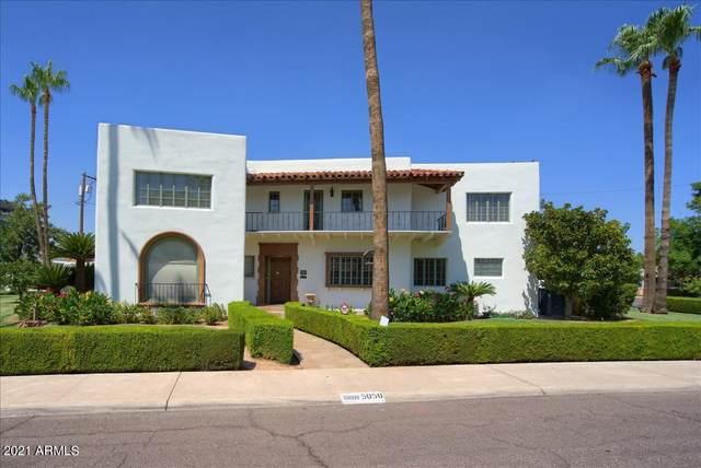5050 N 2ND Street, Phoenix, AZ 85012 (MLS #6270100) :: Keller Williams Realty Phoenix
