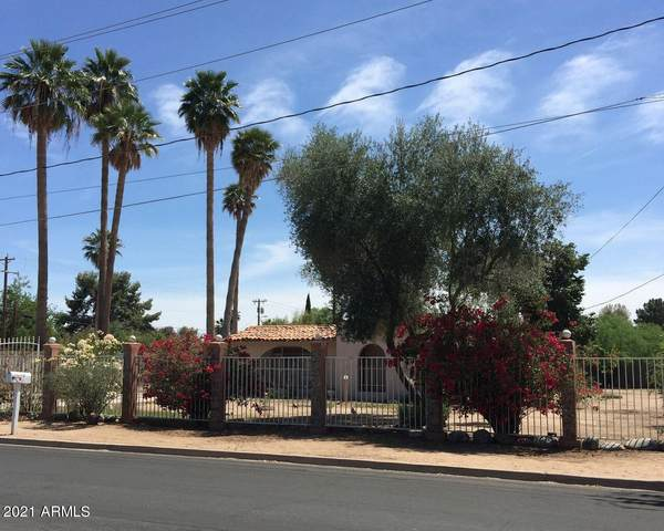 1555 E Mahoney Avenue, Mesa, AZ 85204 (MLS #6270116) :: The Laughton Team