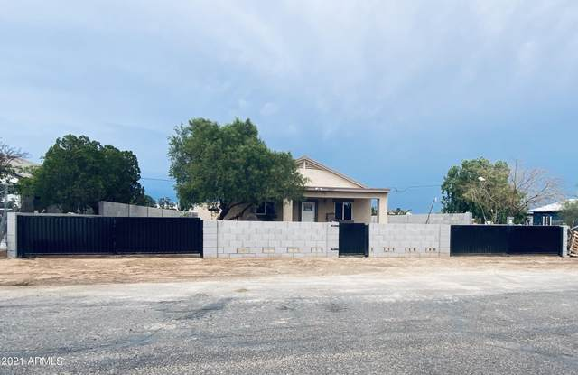 32017 W Palo Verde Street, Wittmann, AZ 85361 (#6270119) :: Luxury Group - Realty Executives Arizona Properties