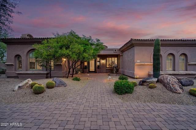 8065 E Granite Pass Road, Scottsdale, AZ 85266 (MLS #6270127) :: Arizona Home Group