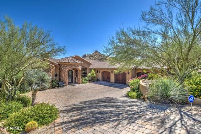 11347 E La Junta Road, Scottsdale, AZ 85255 (MLS #6270155) :: Keller Williams Realty Phoenix