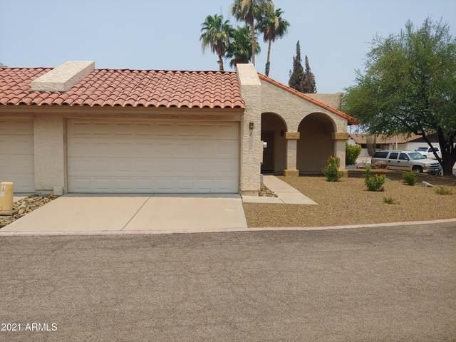 1850 S Westwood #1, Mesa, AZ 85210 (MLS #6270158) :: Balboa Realty