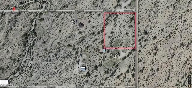 0 W Cimarron Road, Maricopa, AZ 85139 (#6270162) :: Luxury Group - Realty Executives Arizona Properties