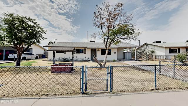 1535 W 5TH Place, Tempe, AZ 85281 (MLS #6270168) :: Yost Realty Group at RE/MAX Casa Grande