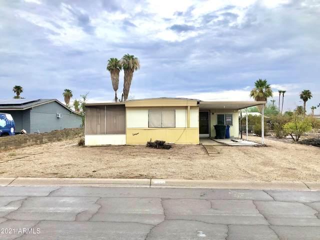 1713 S Sossaman Road, Mesa, AZ 85209 (MLS #6270181) :: Balboa Realty