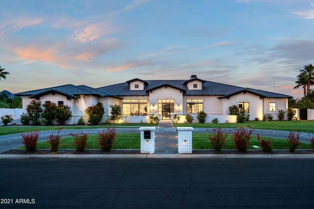 11221 N 75TH Street, Scottsdale, AZ 85260 (MLS #6270196) :: The Copa Team | The Maricopa Real Estate Company