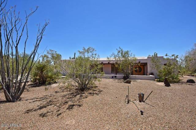 8127 E Via Del Sol Drive, Scottsdale, AZ 85255 (MLS #6270207) :: Keller Williams Realty Phoenix