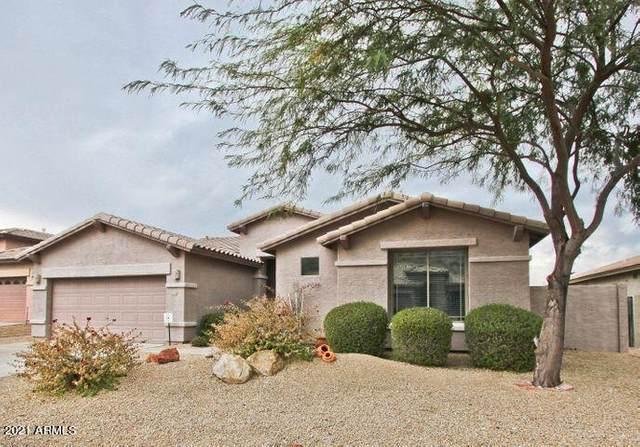 18468 W Western Star Boulevard, Goodyear, AZ 85338 (MLS #6270236) :: West Desert Group | HomeSmart