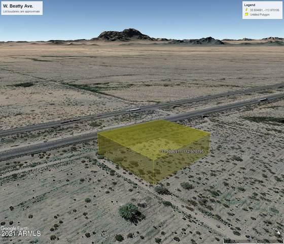 0 W Beatty Avenue, Tonopah, AZ 85354 (MLS #6270237) :: neXGen Real Estate