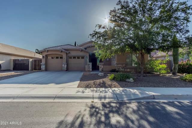 3094 S Martingale Road, Gilbert, AZ 85295 (MLS #6270248) :: Keller Williams Realty Phoenix