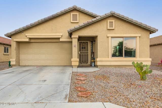 5057 S 235TH Drive, Buckeye, AZ 85326 (MLS #6270250) :: Balboa Realty