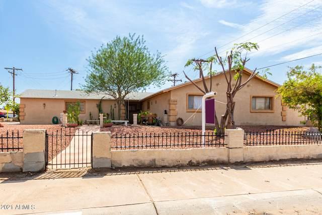 3239 N 52nd Parkway, Phoenix, AZ 85031 (MLS #6270256) :: Kepple Real Estate Group
