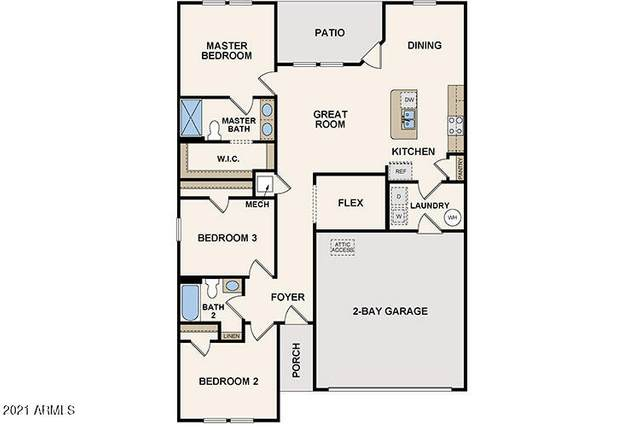 15 W Monte Cristo Drive, Wickenburg, AZ 85390 (MLS #6270262) :: neXGen Real Estate