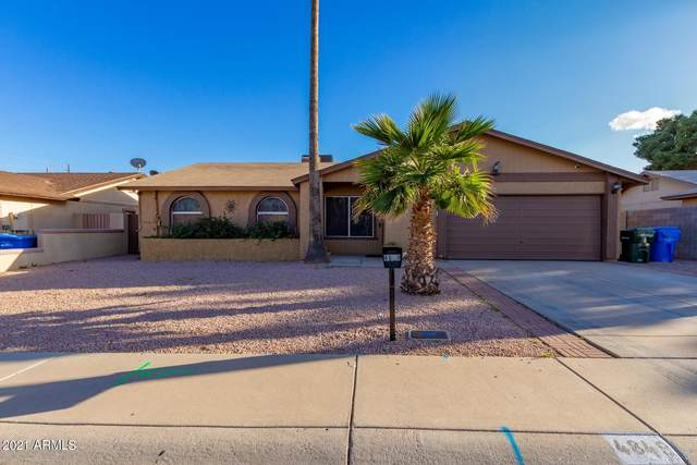 4849 E Desert View Drive, Phoenix, AZ 85044 (MLS #6270264) :: Balboa Realty