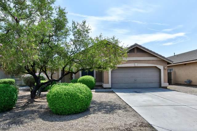 1911 S 80TH Drive, Phoenix, AZ 85043 (MLS #6270273) :: Balboa Realty