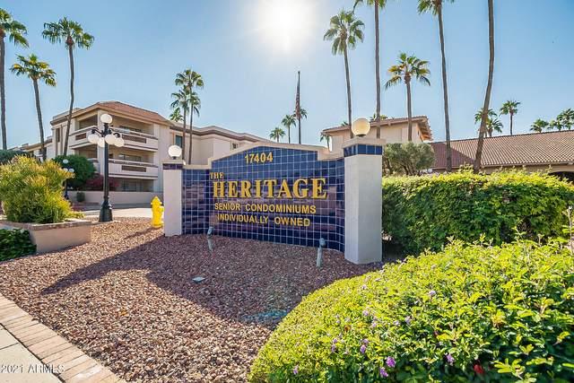 17404 N 99TH Avenue #328, Sun City, AZ 85373 (MLS #6270296) :: Executive Realty Advisors