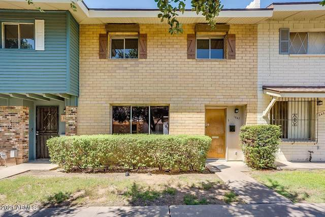 1647 W Hazelwood Street, Phoenix, AZ 85015 (MLS #6270301) :: Devor Real Estate Associates