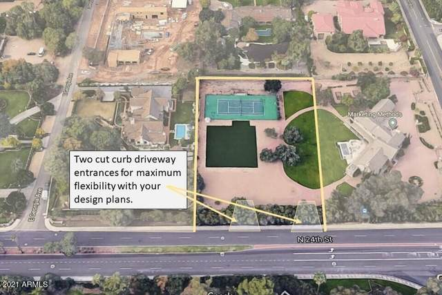 5400 N 24th Street, Phoenix, AZ 85016 (MLS #6270302) :: The Helping Hands Team