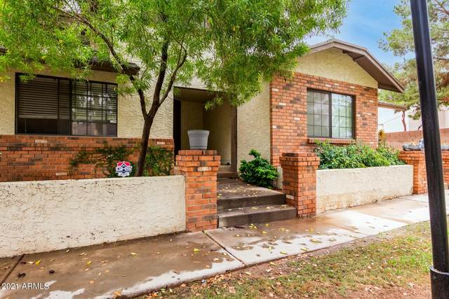 170 E Guadalupe Road #41, Gilbert, AZ 85234 (MLS #6270311) :: neXGen Real Estate
