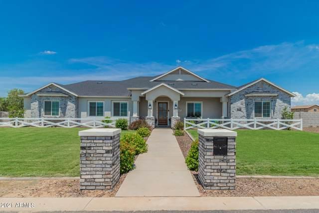 21216 E Cedar Waxwing Drive, Queen Creek, AZ 85142 (MLS #6270332) :: Yost Realty Group at RE/MAX Casa Grande